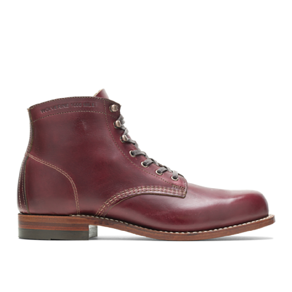 1000 Mile Boot 'Cordovan'