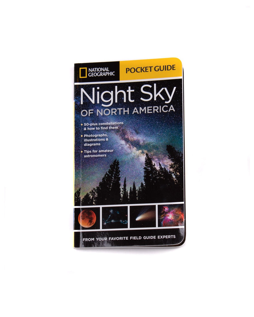 Night Sky Of North America