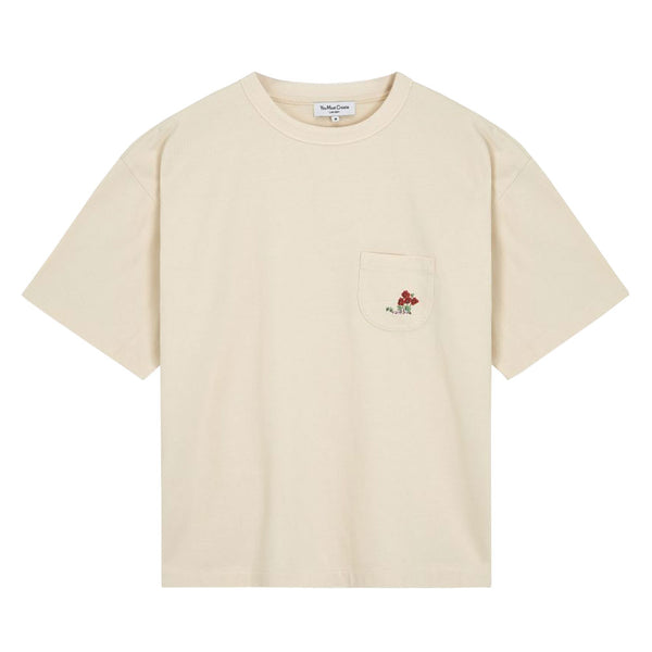 Embroidered Chest Pocket T-Shirt