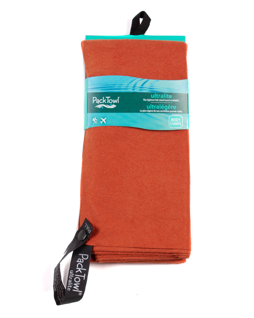 Ultralight Body Towel