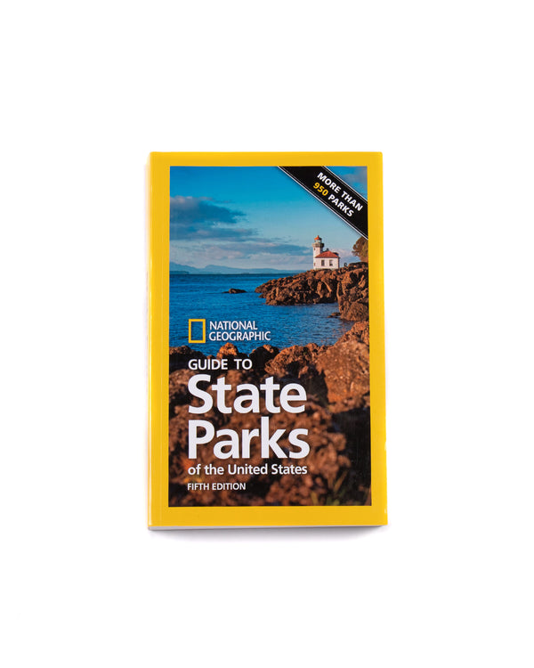 Guide To State Parks 'USA'