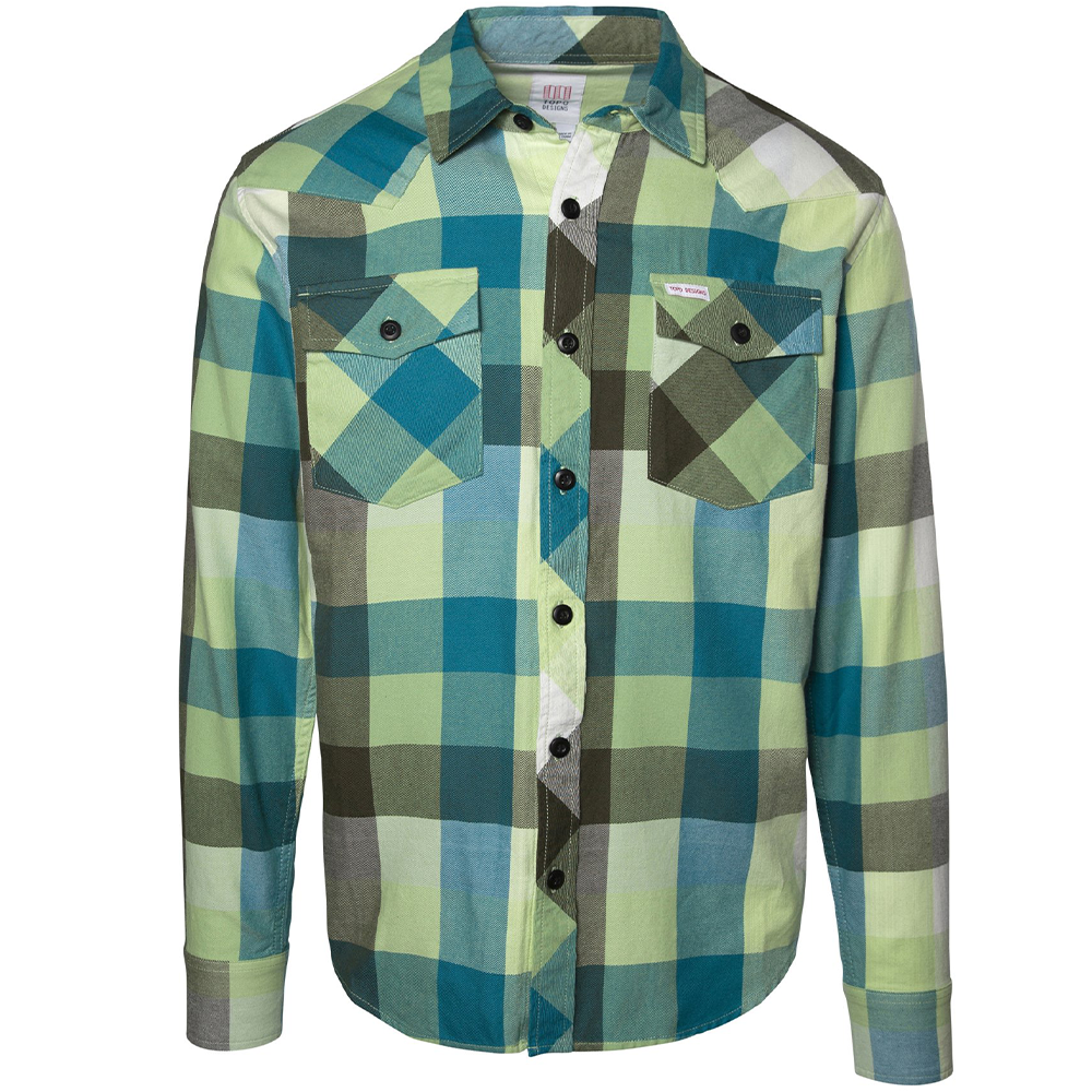 Mountain Shirt 'Big Plaid'