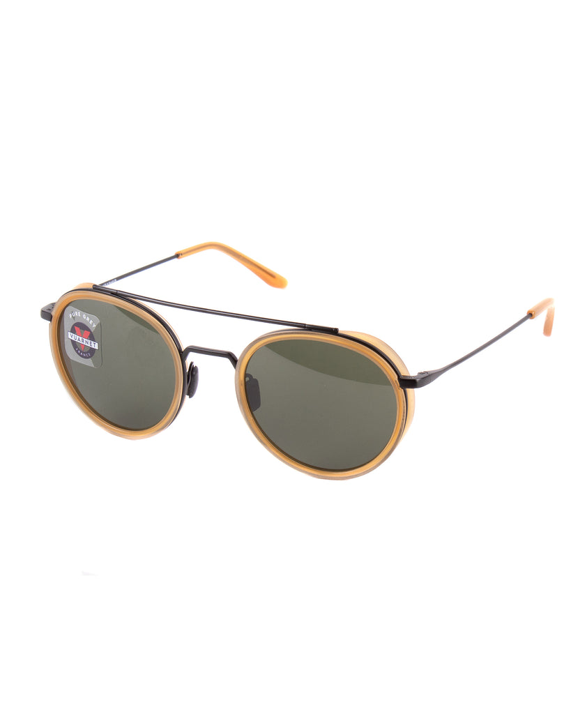 Edge Round Sunglasses