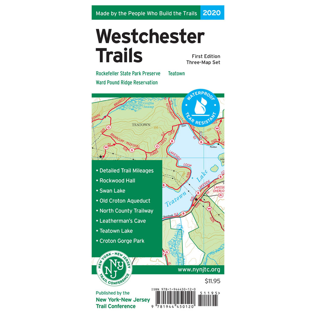 Westchester Trails Map