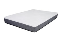 "Made in America 12"" Gel Memory Foam Mattress"