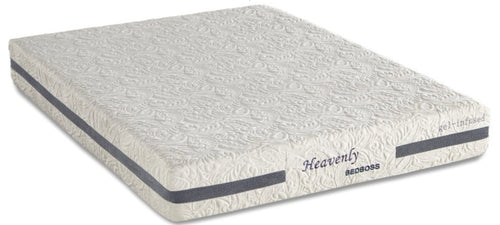Bed Boss Heavenly 9-inch Hybrid Mattress Gel-Infused Memory Foam - Free shipping