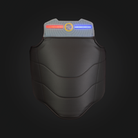 Recreational Electronic Chestguard