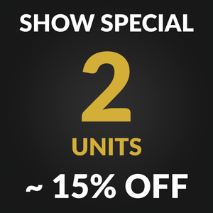 Show Special - 2 Units
