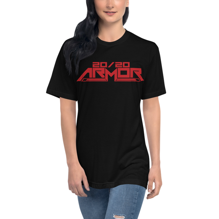 2020 Armor Unisex Red Print T-Shirt