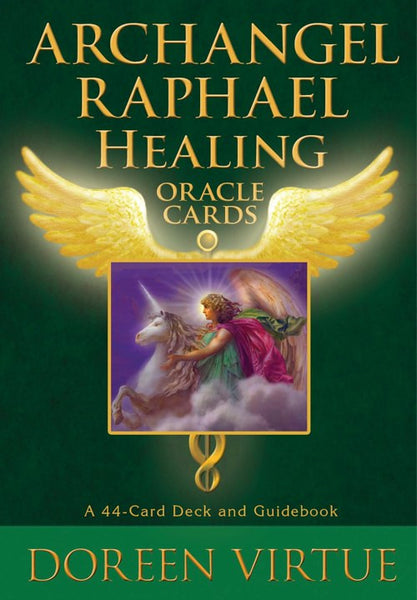 Archangel Raphael reading