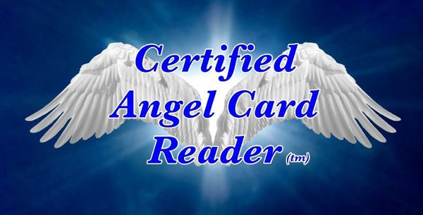 Kyle Harding Is also a certified angel card reader