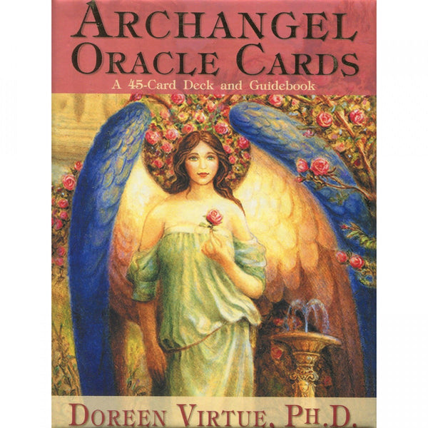 Archangel Oracle Card Reading with Kyle Harding Clairvoyant