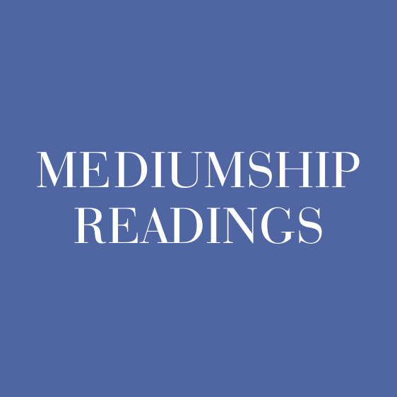 Special Offer Mediumship and Tarot Reading