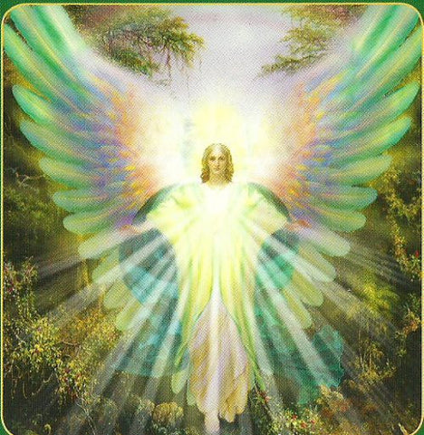 Archangel Raphael Reading with Kyle Harding Clairvoyant