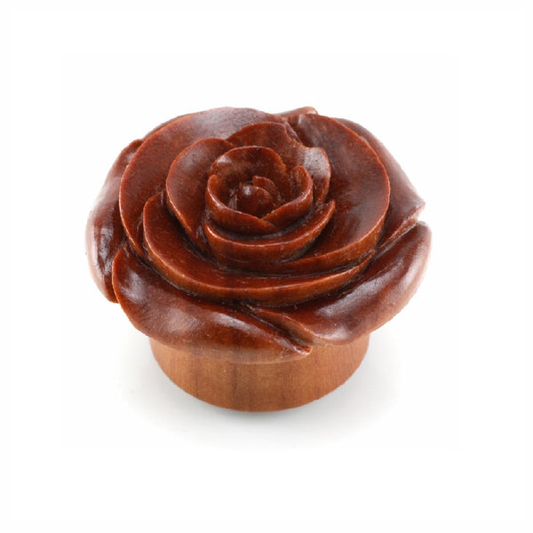 Organics - Supersize Chocolate Rose Plugs