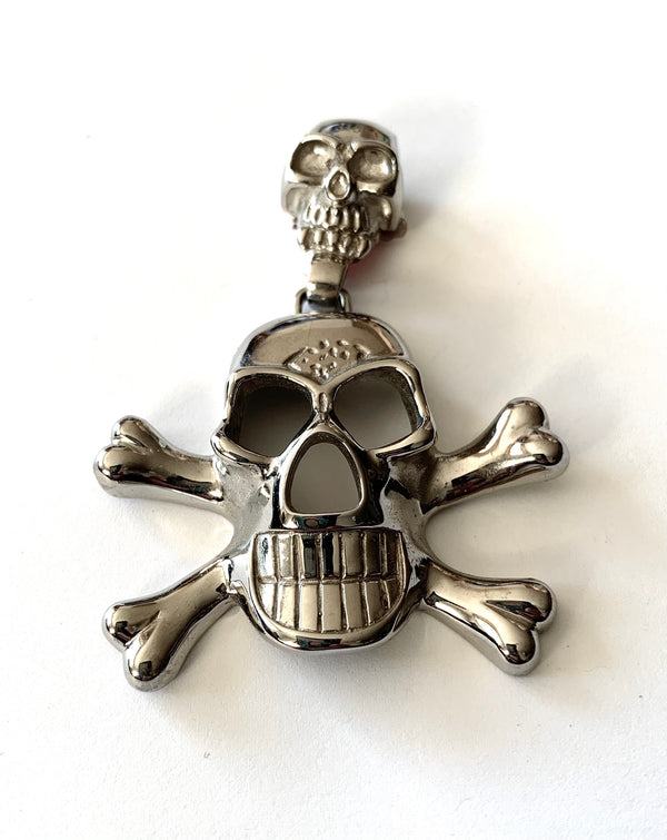 Pendants - Skull Crossbones