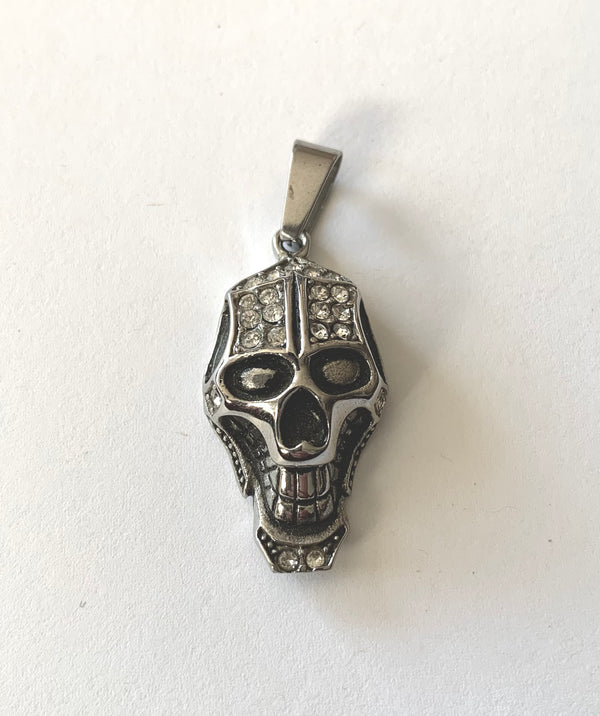 Pendants - Jewelled Skull