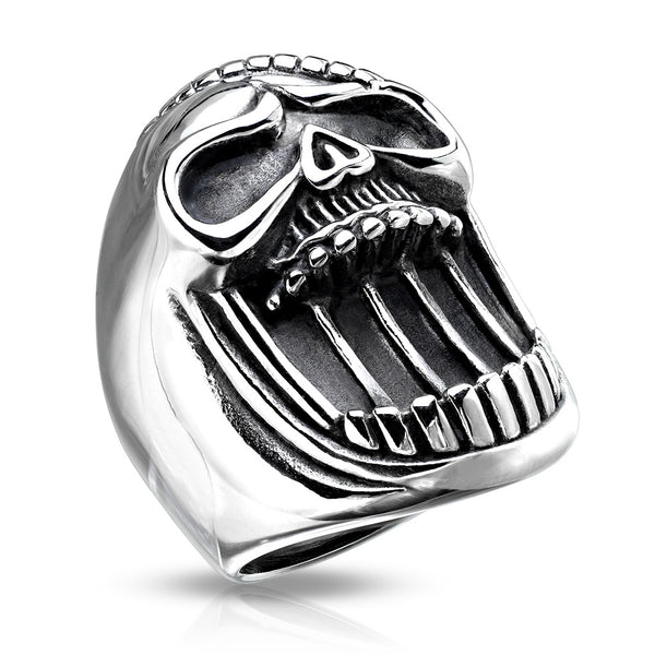 Rings - Screaming Skull