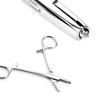 Tools - Dermal Forceps