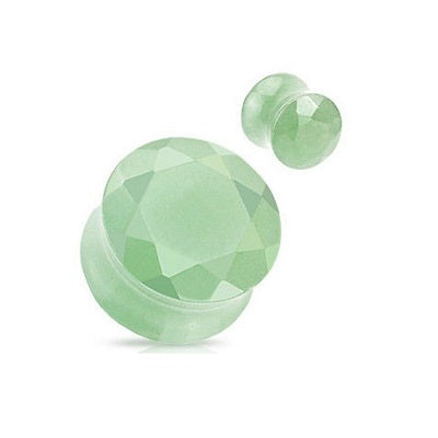Organics - Faceted Stone - Jade