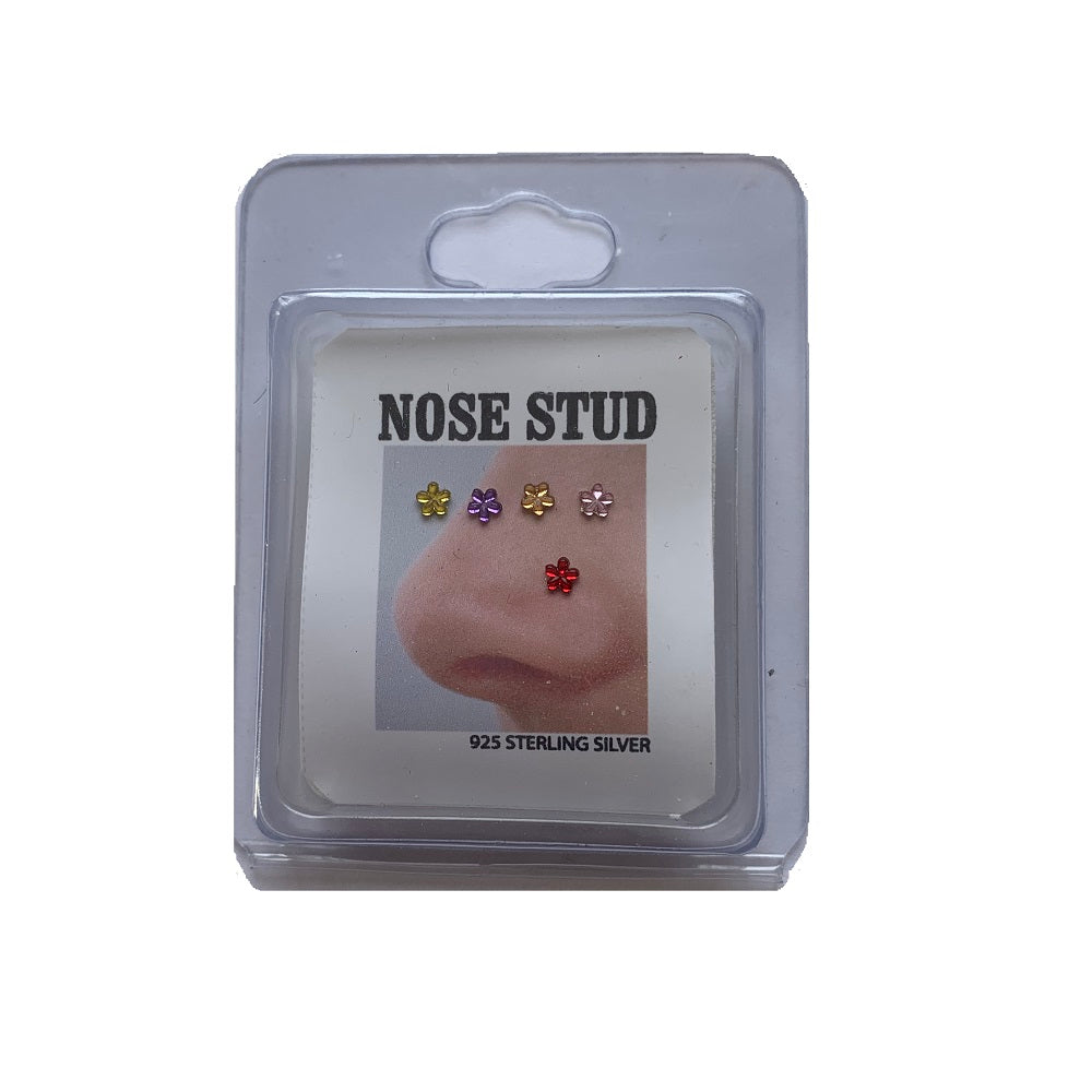 Nose Studs - Pack of 5