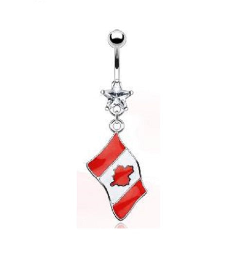 Belly Ring - H Canada