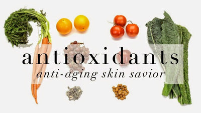 antioxidants for anti aging