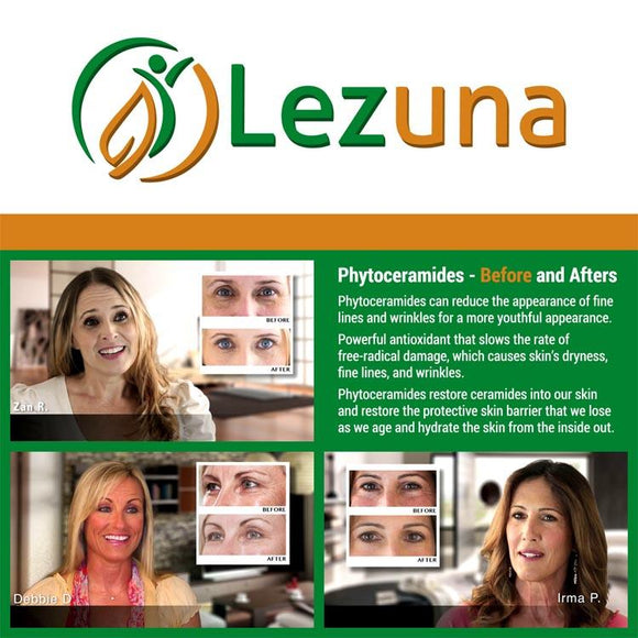 lezuna hair skin and nails supplement