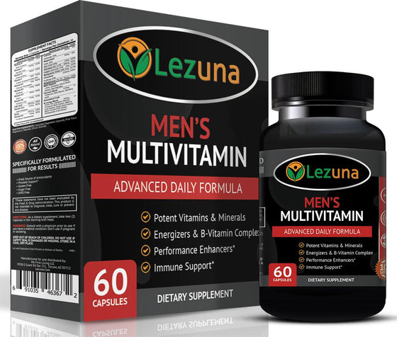 best men's daily supplement