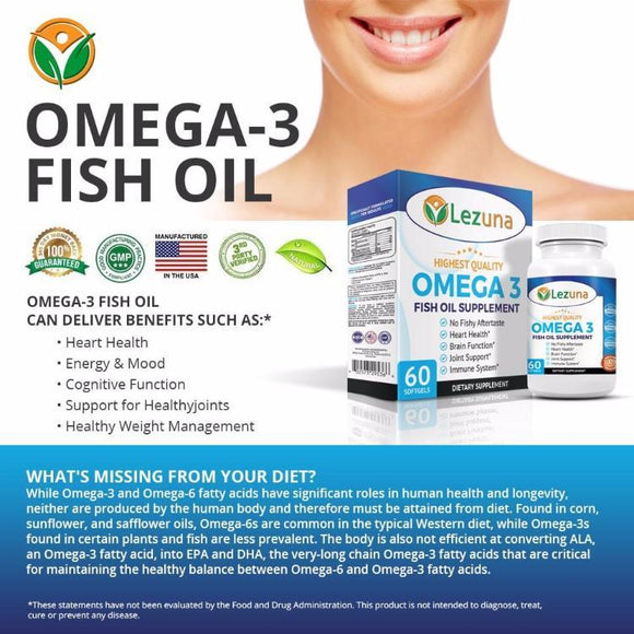lezuna omega 3 fish oil