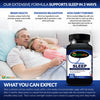 Sleep Aid Natural Sleep Supplement  - 60 Capsules
