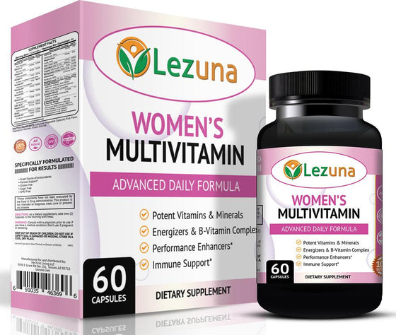 women's multivitamin supplement