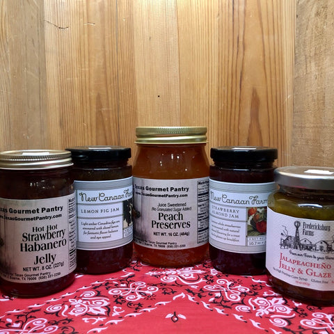 Preserves, Jams, & Jellies