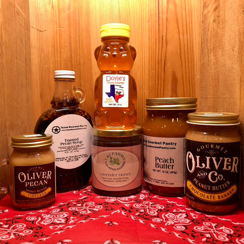 Honey, Syrups, & Spreads