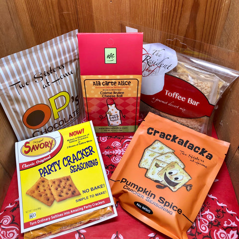 Cracker Mixes & Easy Desserts