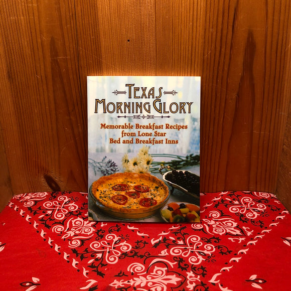 Texas Morning Glory Mini Cookbook