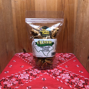 Orchard Fresh Pecans (8oz)