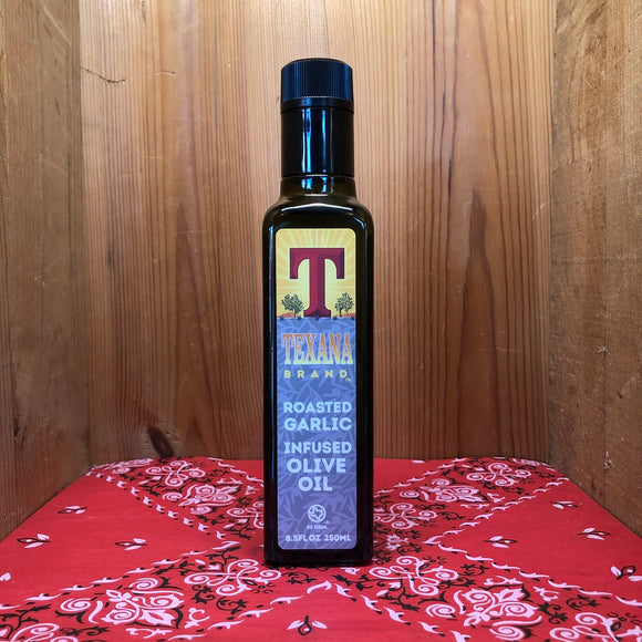 Roasted Garlic Infused Olive Oil