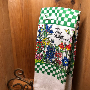 Texas Wildflowers Towel