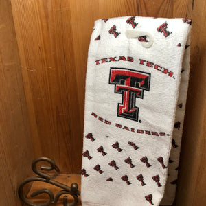 Texas Tech Dish Towel