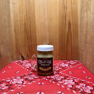 Sea Salt Caramel Pecan Honey Butter (4oz)