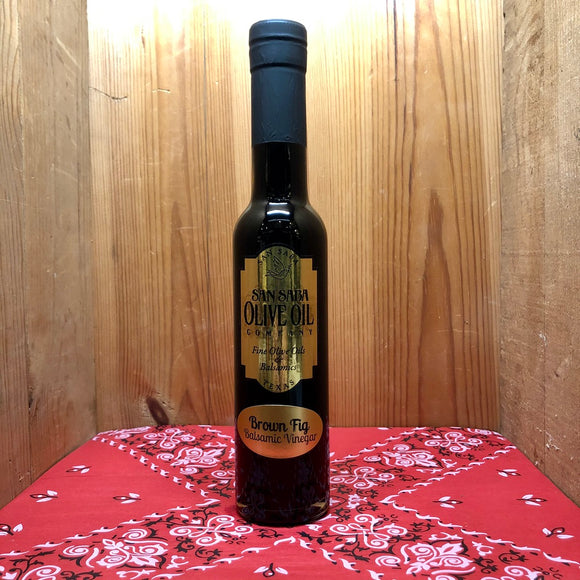 Brown Fig Balsamic Vinegar (200ml)