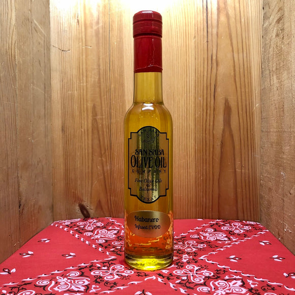 Habanero Infused EVOO (200ml)