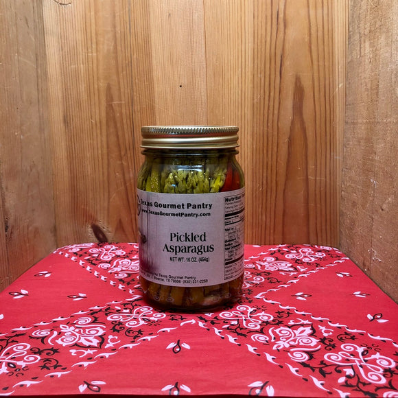 Pickled Asparagus (16oz)