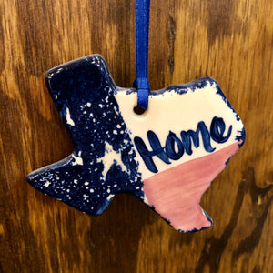 Home Texas Ornament