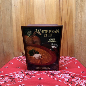 White Bean Chili (net wt. 6.8oz)