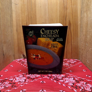 Cheesy Enchilada Soup Mix (net wt. 7oz)