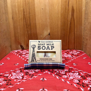 Texas Ruby Red Grapefruit Goat Milk Bar Soap (4.5oz)