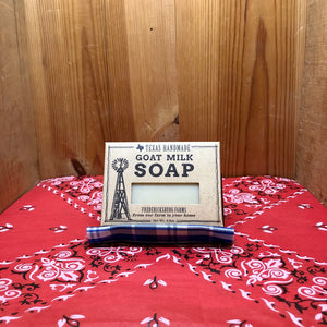 Unscented Goat Milk Bar Soap (4.5oz)