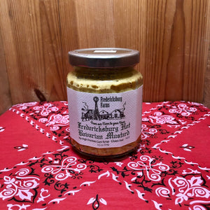 Hot Bavarian Mustard (9.5oz)